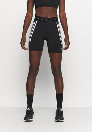 CYCLING SHORT  - Tights - black/white