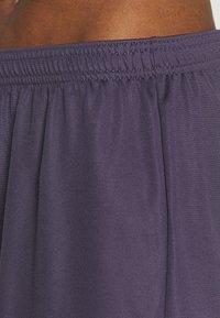 Nike Performance - DRY ACADEMY21 SHORT - Sports shorts - dark raisin/siren red - 3
