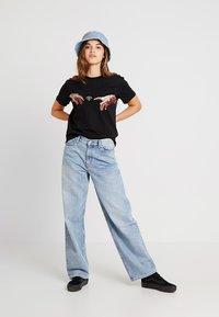 TWINTIP - T-Shirt print - black - 1
