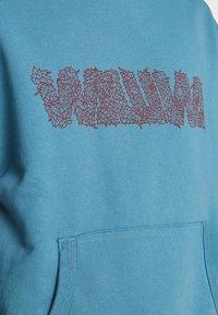 WAWWA - OVERGROWN HOODY UNISEX - Hoodie - sky blue - 3