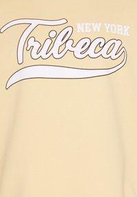 Gina Tricot - RILEY  - Sweatshirt - vanilla/tribeca - 5