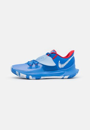 KYRIE LOW 3 - Koripallokengät - pacific blue/white