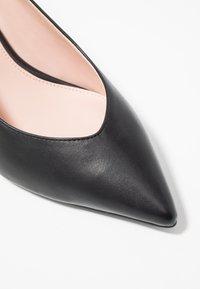 Esprit - DANIELA - Classic heels - black - 2