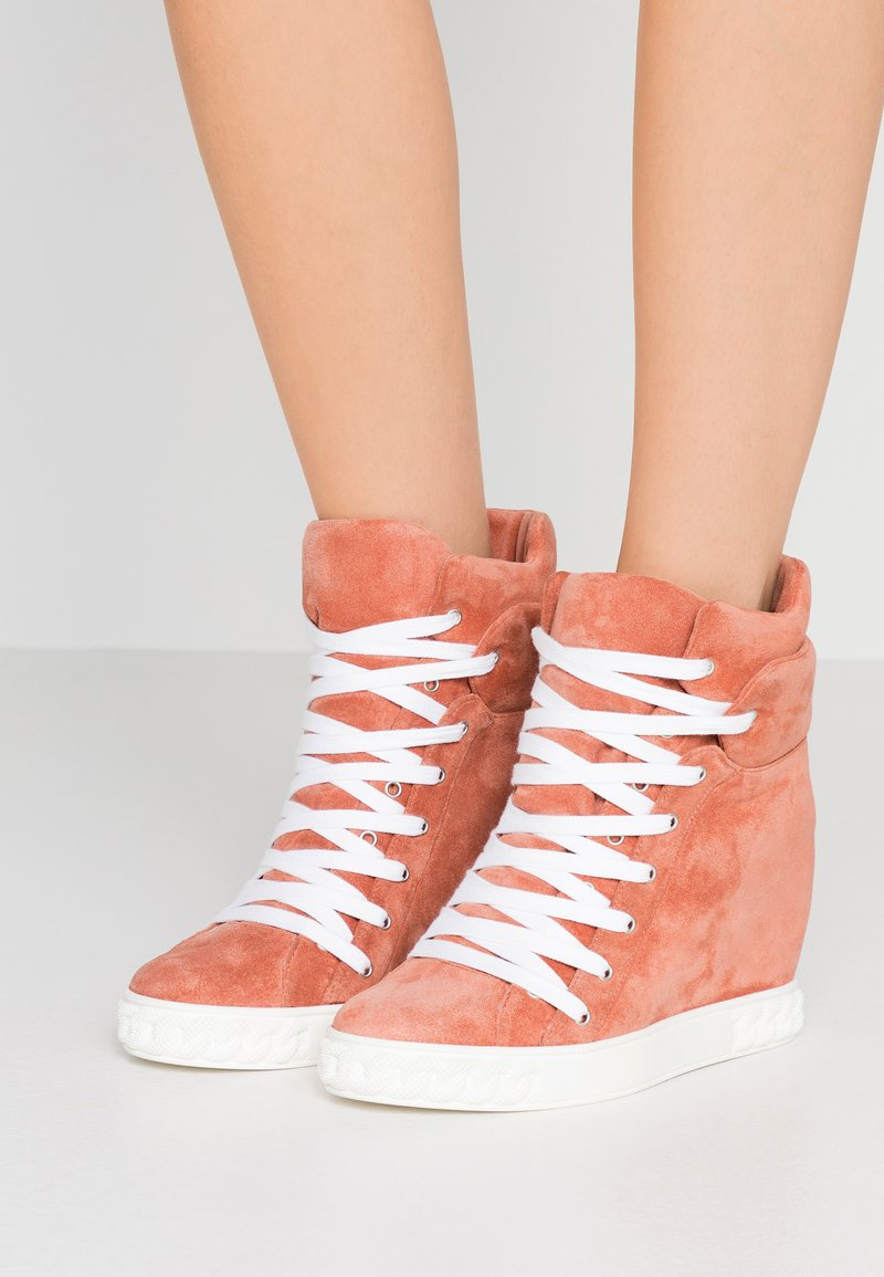 Casadei - High-top trainers - chansey