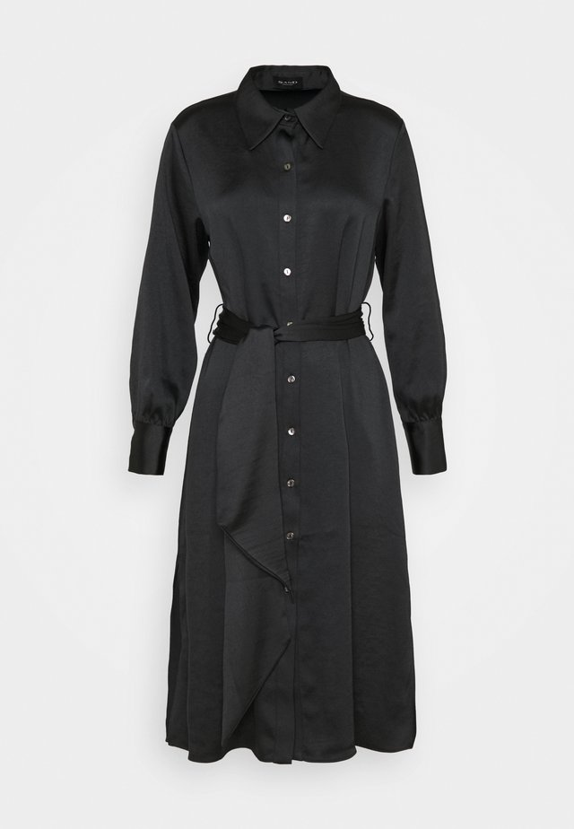 HEDVIG - Shirt dress - black