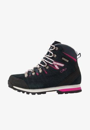 ARIETIS - Hiking shoes - antracite/bounganville