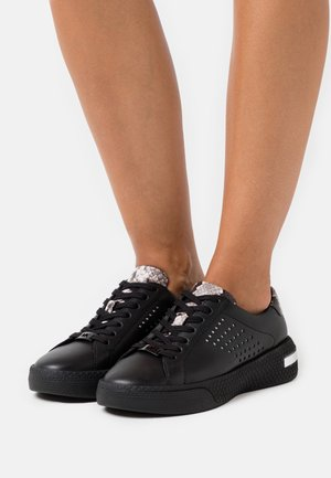 CODIE LACE UP - Sneakers laag - black