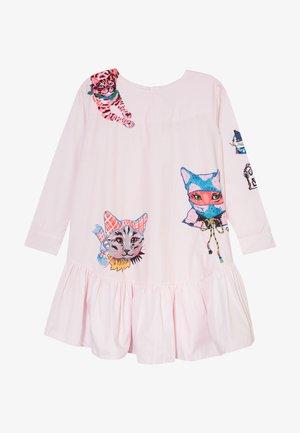 CIXI - Day dress - ninja cats