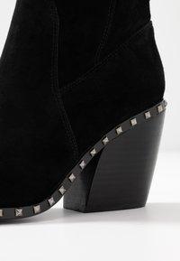 Alma en Pena - Over-the-knee boots - black - 2