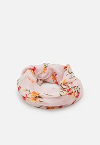 Pieces - PCAVOLA TUBE SCARF BOX - Snood - misty rose/flower - 0