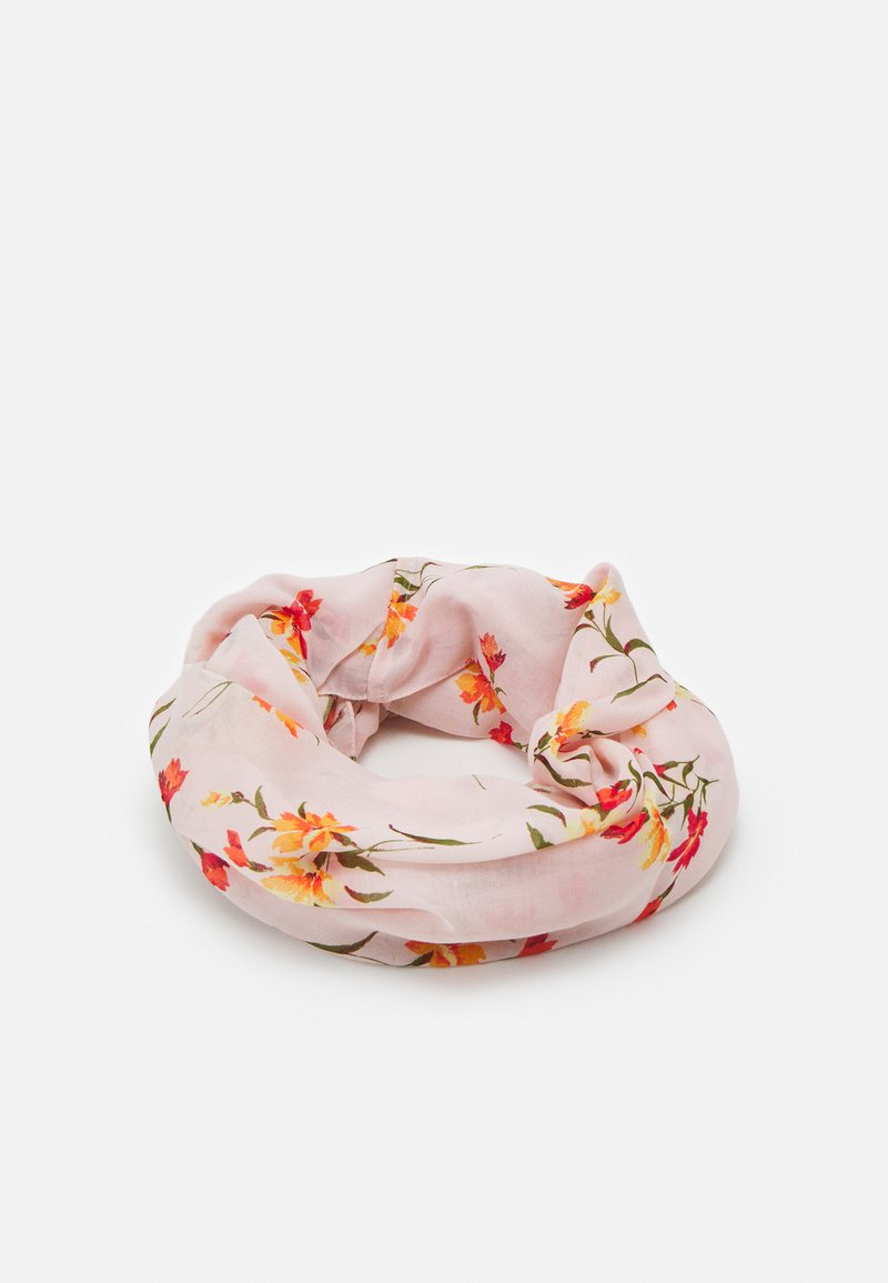 Pieces - PCAVOLA TUBE SCARF BOX - Snood - misty rose/flower