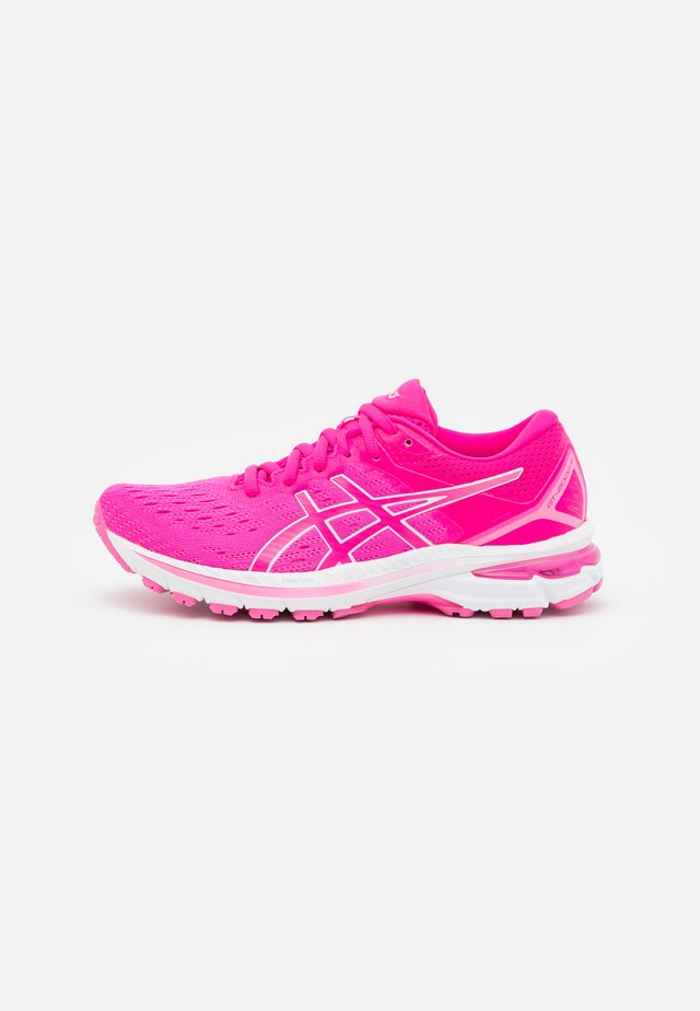GT-2000 9 - Chaussures de running stables - pink glo/dragon fruit