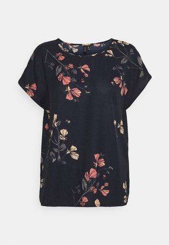VMHALLIE NEW - Print T-shirt - night sky/hallie