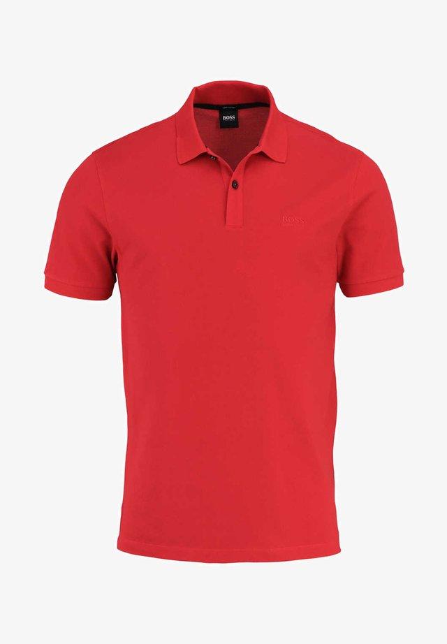 PALLAS  - Polo shirt - orange - rot