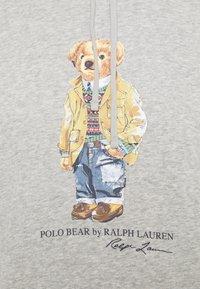 Polo Ralph Lauren - MAGIC  - Mikina skapucí - andover heather - 6