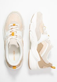 Anna Field - Trainers - beige - 3