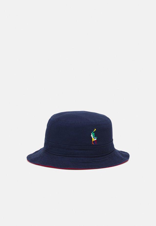 REV BUCKET HEADWEAR HAT UNISEX - Hat - collection navy multi