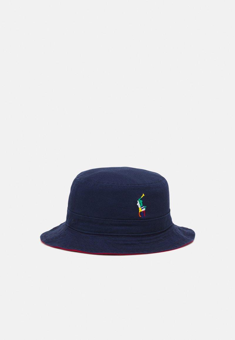 Polo Ralph Lauren - REV BUCKET HEADWEAR HAT UNISEX - Klobouk - collection navy multi