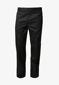 Dickies - DOUBLE KNEE WORK PANT - Stoffhose - black - 5