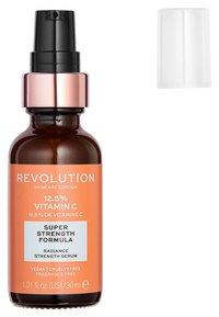 Revolution Skincare - 12.5% VITAMIN C SUPER SERUM - Sérum - - - 1