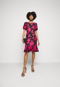Milly - KATIA ROSE ON DRESS - Day dress - black/red - 1