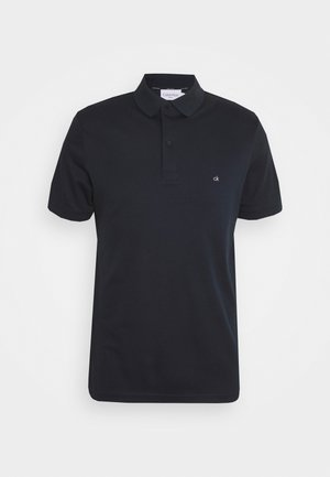 LIQUID TOUCH SLIM FIT - Polo - calvin navy