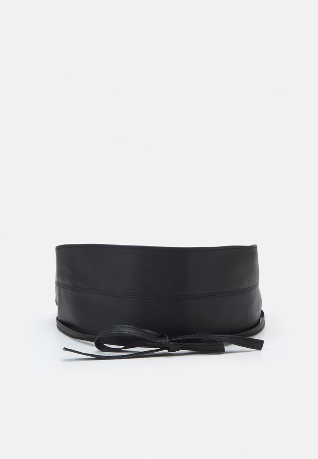DELENA - Midjebelte - black