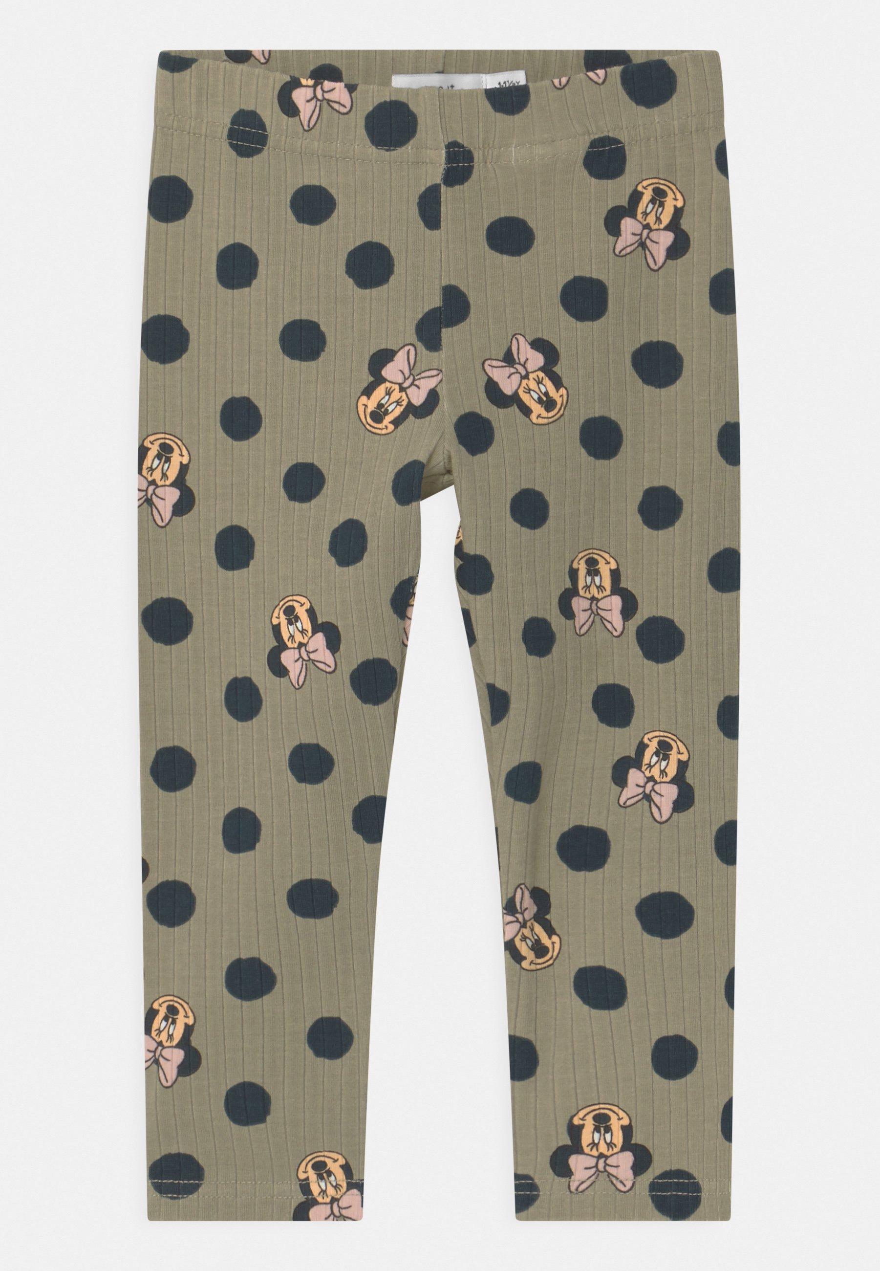 Kids NMFMINNIE FAYA  - Leggings - Trousers