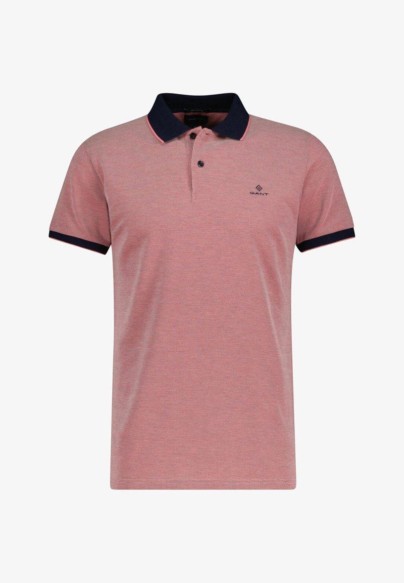 GANT - RUGGER - Polo shirt - koralle