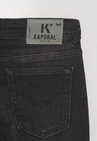 Kaporal - JEGO - Slim fit jeans - exblac - 3