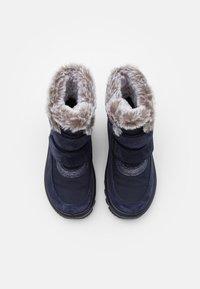 Superfit - FLAVIA - Winter boots - blau - 3