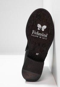 Felmini - VITORIA - Nilkkurit - black - 6