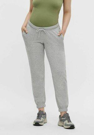 PCMCHILLI - Pantaloni sportivi - light grey melange