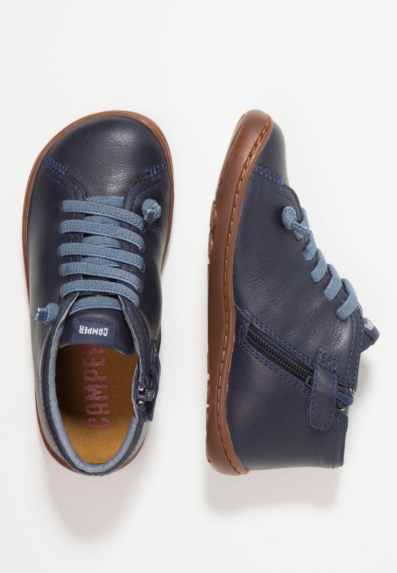 Camper - PEU CAMI KIDS - Zapatos con cordones - navy