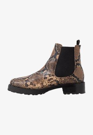 BALANS - Classic ankle boots - beige melange