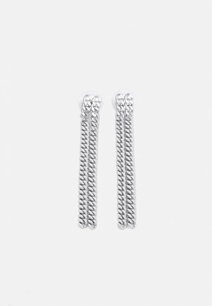 EARRINGS GUDRUN - Pendientes - silver-coloured