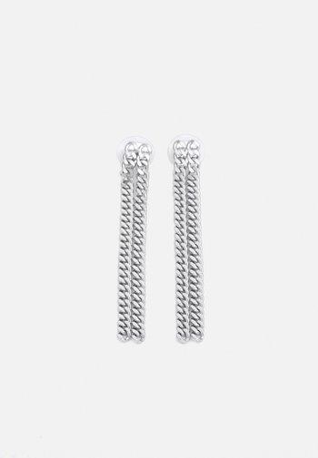 EARRINGS GUDRUN - Earrings - silver-coloured