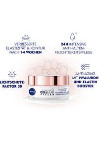 Nivea - HYALURON CELLULAR FILLER + ELASTICITY RESHAPE DAY CREAM - Crema da giorno - - - 2
