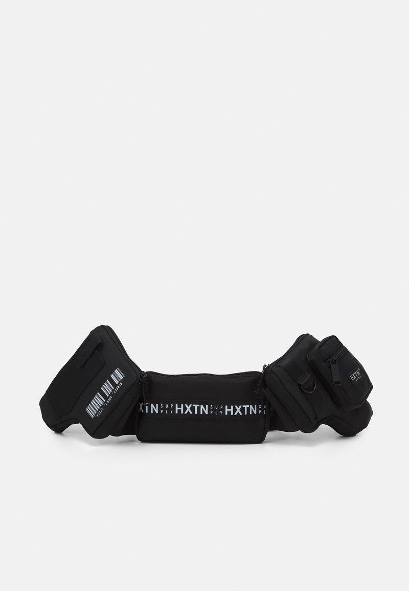 HXTN Supply - UTILITY REFUGE BELT - Vyölaukku - black