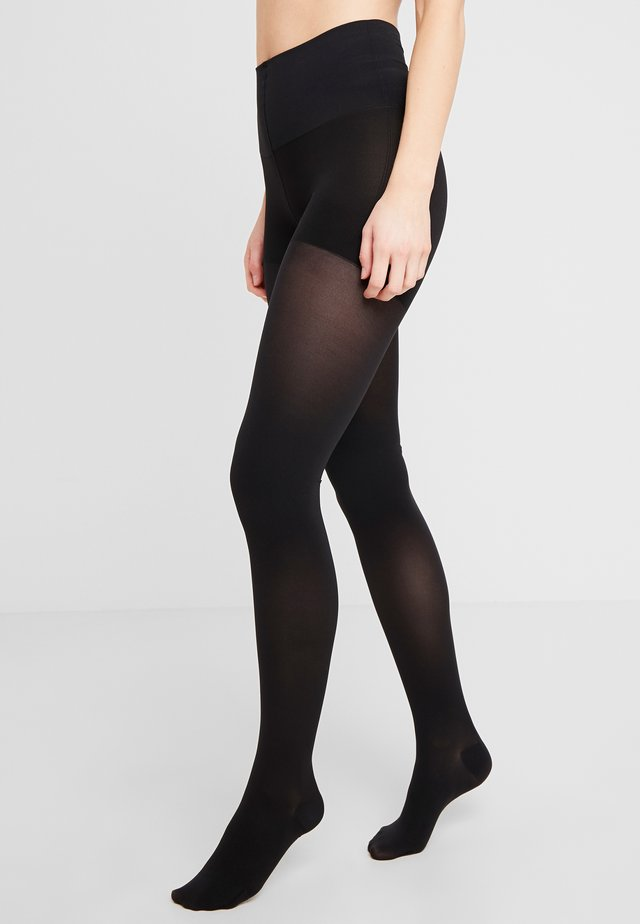 50 DEN ITEM WOMAN TIGHTS SOFT TOUCH CONTROL - Strømpebukser - black