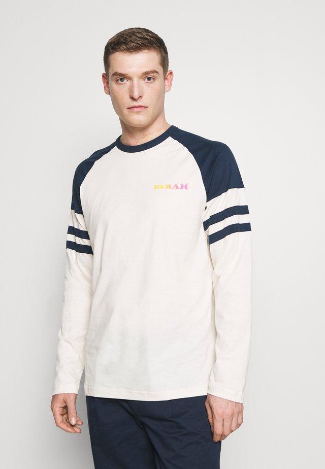 CABO TEE - Maglietta a manica lunga - cream