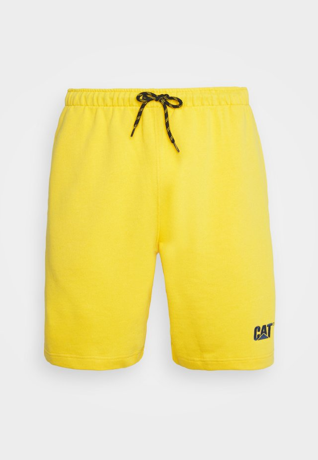 BASIC  - Shorts - yellow