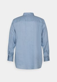Lauren Ralph Lauren Woman - KARRIE LONG SLEEVE - Button-down blouse - dust blue - 1