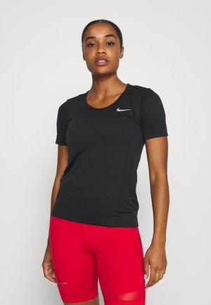 INFINITE - Print T-shirt - black/silver