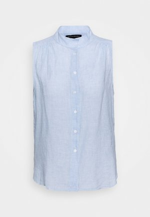 BUTTON UP - Skjortebluser - light blue