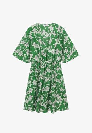 Robe d'été - groen
