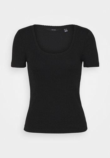 VMZOE TEE - Basic T-shirt - black