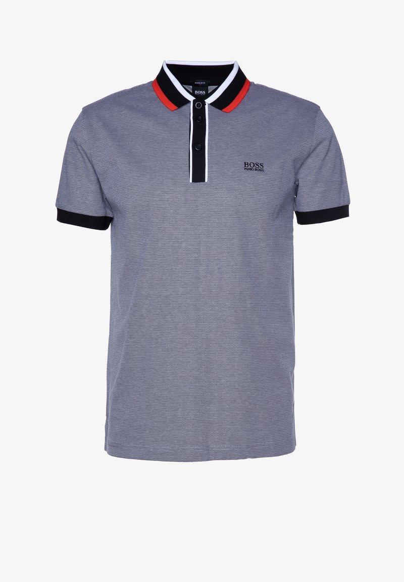 BOSS ATHLEISURE - Polo shirt - black
