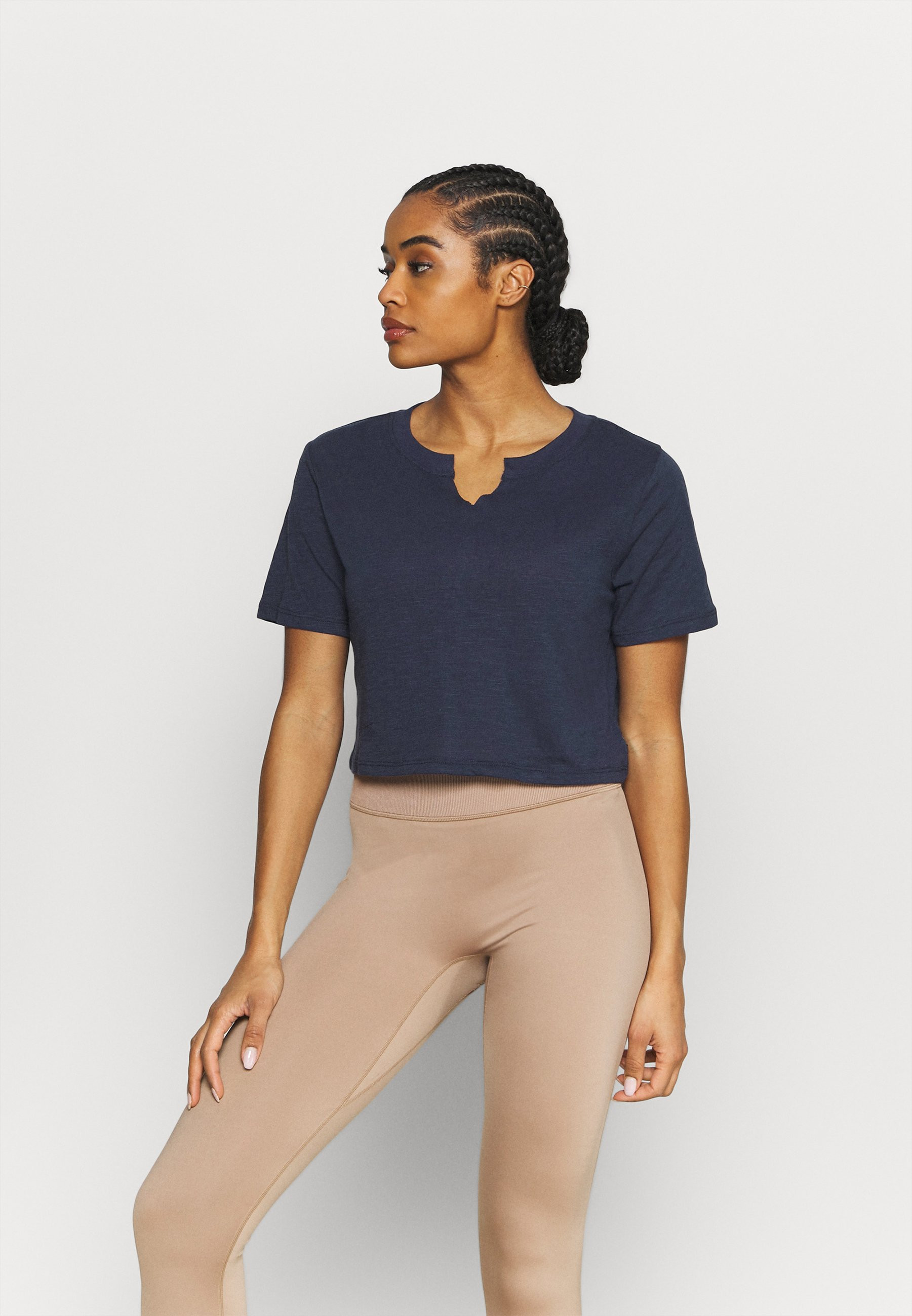 Femme ALL THINGS FABULOUS CROPPED TEE - T-shirt imprimé