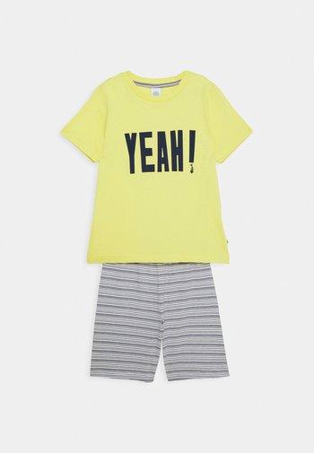 MINI SHORT - Pyjamas - sour lemon